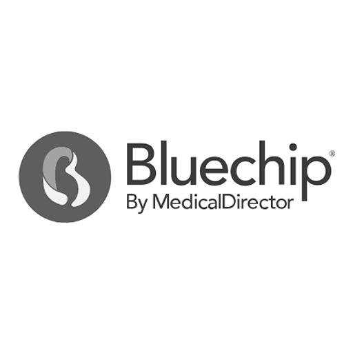 Blue Chip Medical Logo Hover